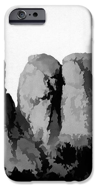 Tooth of the Horse iPhone Case by Jon Burch Photography