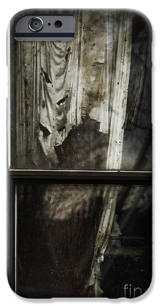 Creepy iPhone Cases - Torn iPhone Case by Margie Hurwich