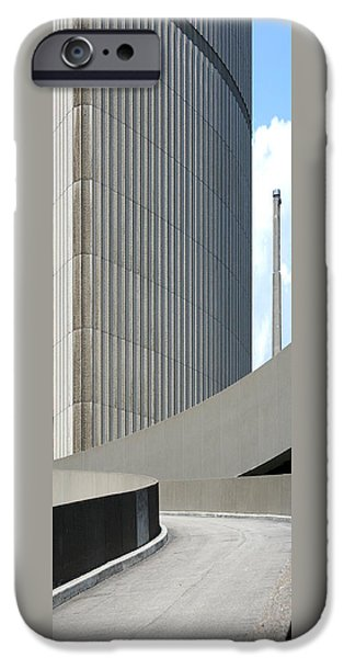 Abstractions iPhone Cases - Toronto Silhouettes II iPhone Case by Ben and Raisa Gertsberg