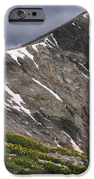 Torreys Peak iPhone Case by Aaron Spong