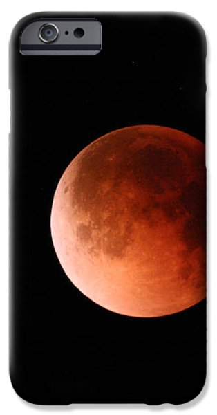 Total Lunar Eclipse iPhone Case by Stephen & Donna O'Meara