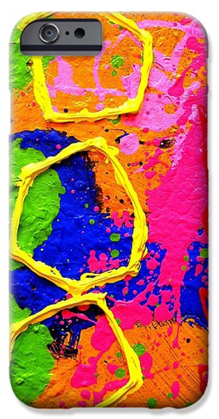 Totem  III iPhone Case by John  Nolan