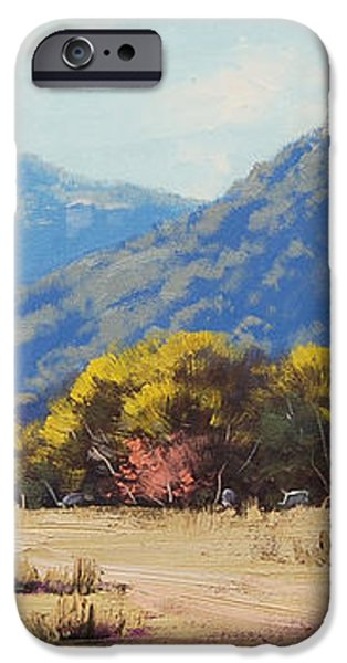 Touch of Autumn  iPhone Case by Graham Gercken