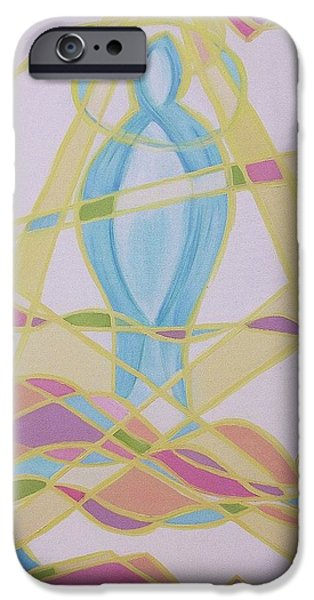 Toward Love iPhone Case by Suzanne  Marie Leclair