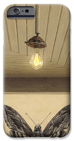 Light Bulb iPhone Cases - Toward the Light iPhone Case by Ron Crabb
