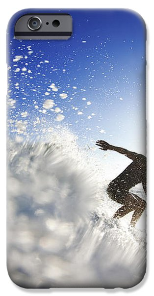 Towards the light iPhone Case by Sean Davey