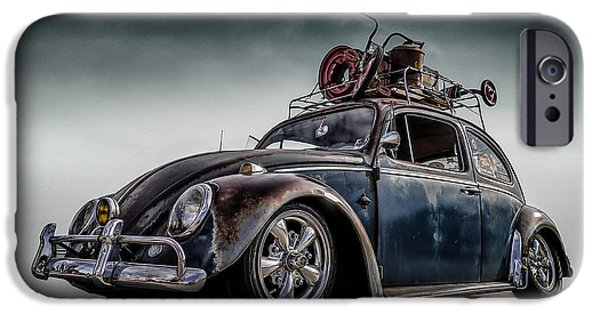 Antique Cars iPhone Cases - Toyland Express iPhone Case by Douglas Pittman