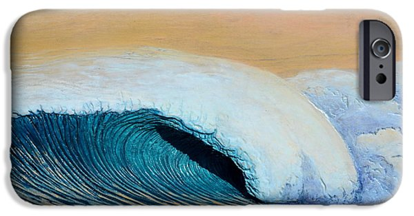 Ocean Reliefs iPhone Cases - Trade Winds iPhone Case by Nathan Ledyard
