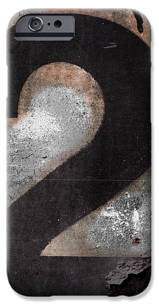 Train Number 2 iPhone Case by Carol Leigh