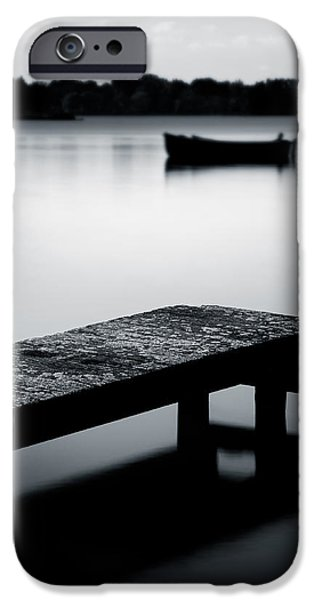 Wetlands iPhone Cases - Tranquility iPhone Case by Dave Bowman