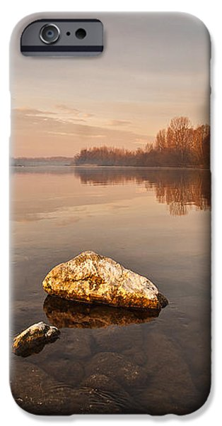 Tranquility iPhone Case by Davorin Mance