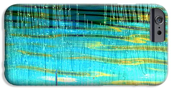 Willow Lake iPhone Cases - Tranquility iPhone Case by Irma BACKELANT GALLERIES