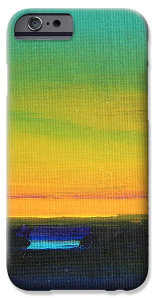 Tranquility iPhone Case by Mike Savlen