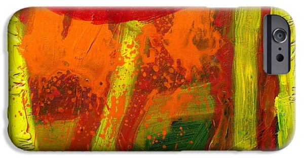 Abstract Movement iPhone Cases - Transcend iPhone Case by John  Nolan