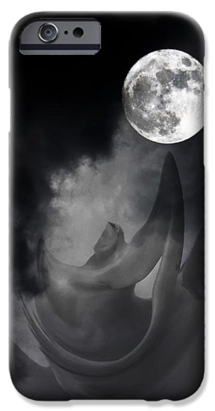 Transformation iPhone Cases - Transformation Terra iPhone Case by Stefan Kuhn
