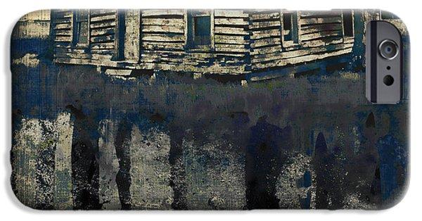 Epic Amazing Colors Landscape Digital Modern Still Life Trees Warm Natural Earth Organic Paint Photo Chic Decor Interior Design Brett Pfister Art Digital Art Iphone Cases Digital Art iPhone Cases - Transitory iPhone Case by Brett Pfister