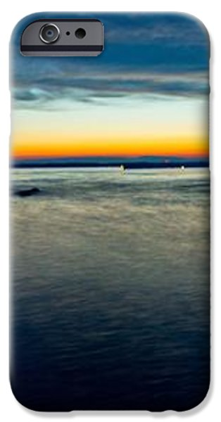 Traverse City Michigan in July iPhone Case by Theodore Michael