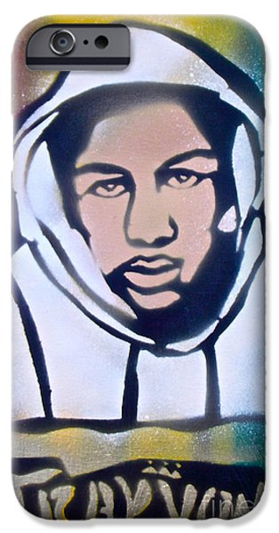 American Conservative Party iPhone Cases - Trayvon Rasta iPhone Case by Tony B Conscious