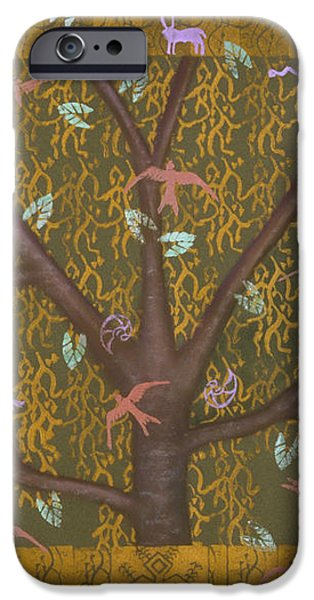 Tree of Life iPhone Case by Diana Perfect