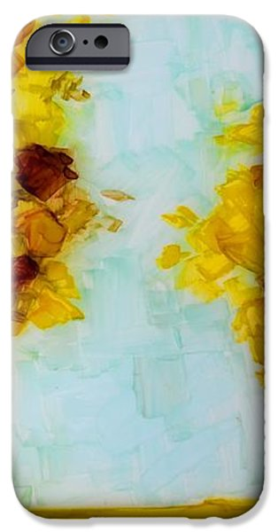 Trees in the Fall iPhone Case by Patricia Awapara