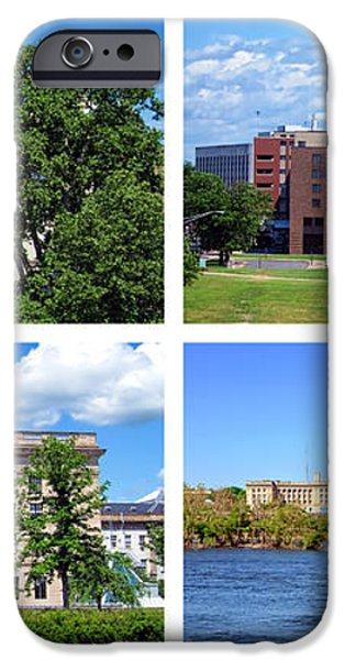 Trenton New Jersey iPhone Case by Olivier Le Queinec