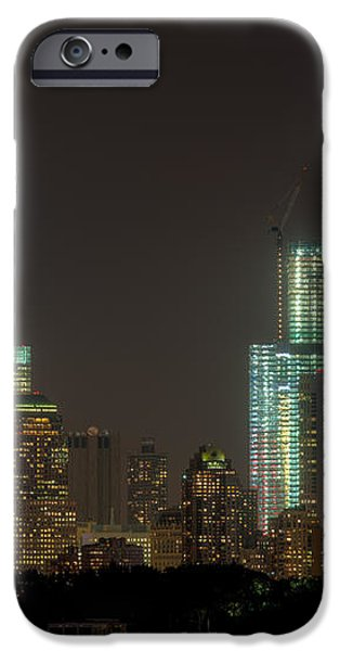 Tribute in Light XIII iPhone Case by Clarence Holmes