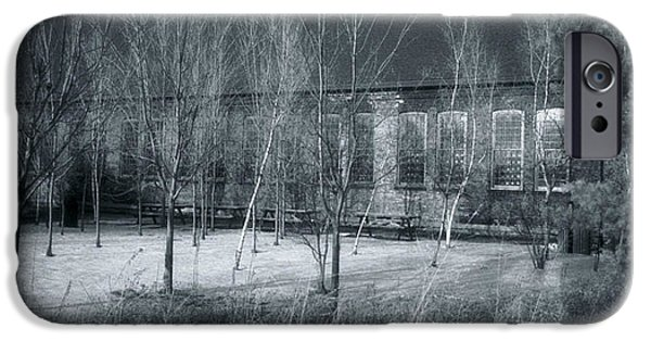 Historic Site iPhone Cases - Trolley Museum iPhone Case by Jim Cook