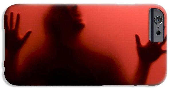 Anguish iPhone Cases - True Blood iPhone Case by Diane Diederich