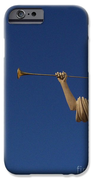 Trumpeter  iPhone Case by First Star Art