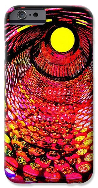 Tumbler iPhone Case by Robert Geary