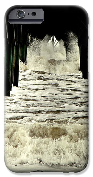 Tunnel Vision iPhone Case by KAREN WILES