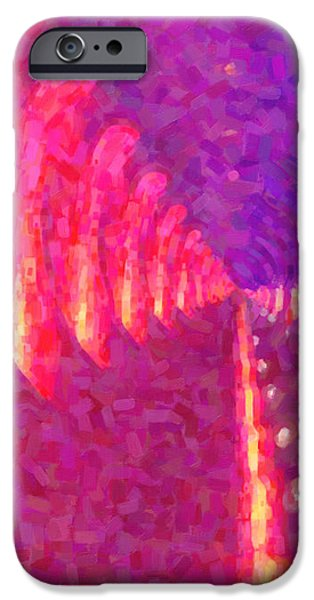 Tunnel Vision iPhone Case by Kenny Francis