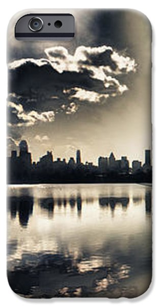 Turbulent Afternoon iPhone Case by Nishanth Gopinathan