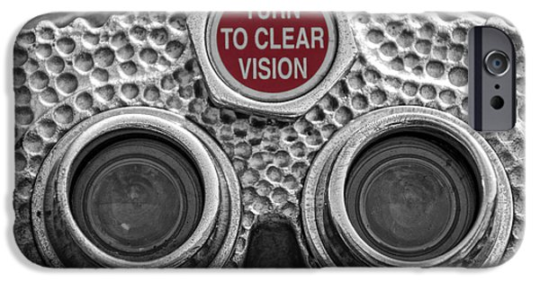 Atlantic iPhone Cases - Turn to Clear Vision iPhone Case by Juli Scalzi