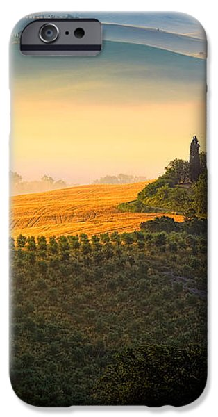 Tuscan Dawn iPhone Case by Inge Johnsson