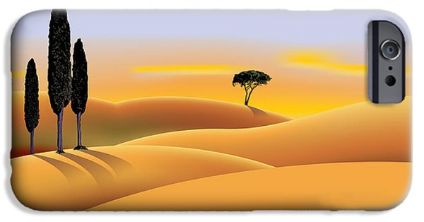 Gary Grayson iPhone Cases - Tuscany iPhone Case by Gary Grayson