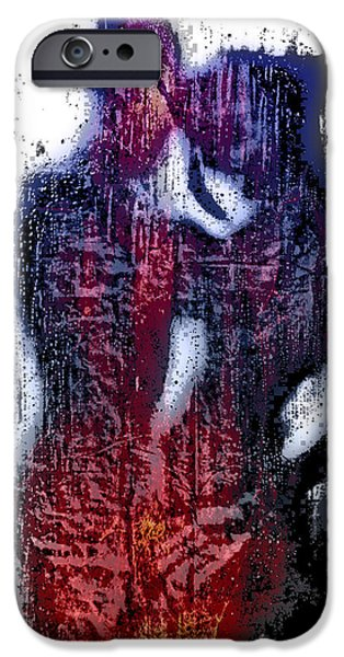 Teri Schuster Female iPhone Cases - Two Become One iPhone Case by Teri Schuster