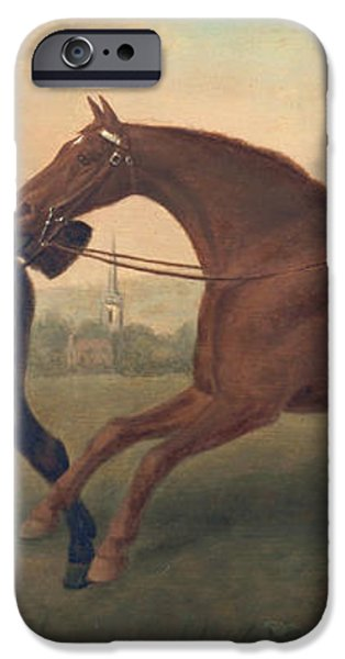 Two Hacks iPhone Case by George Stubbs
