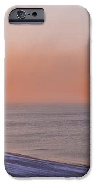 Two Sundogs Hang In The Air Over The iPhone Case by Kevin Smith