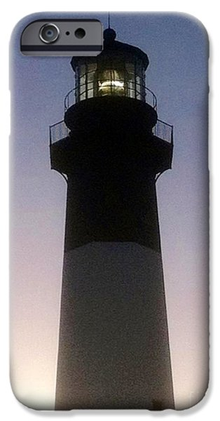Clarify iPhone Cases - Tybee Island Lighthouse iPhone Case by Barbara Chase