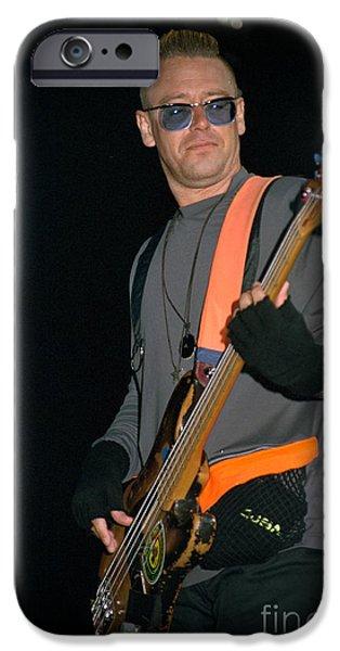 U2-Adam-GP24 iPhone Case by Timothy Bischoff
