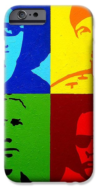 U2 iPhone Case by John  Nolan