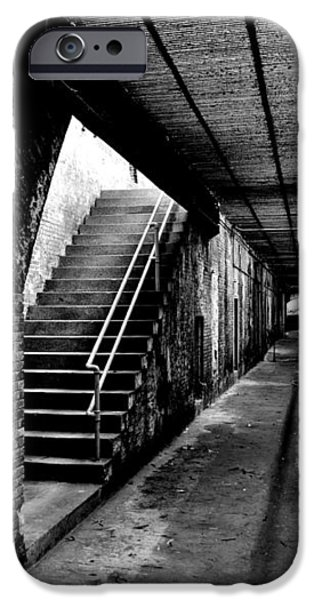 Under Alcatraz iPhone Case by Benjamin Yeager