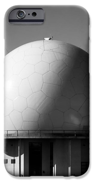 Traffic Control iPhone Cases - Under The Dome iPhone Case by Wim Lanclus