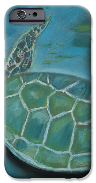 Under the Sea iPhone Case by Mary Benke
