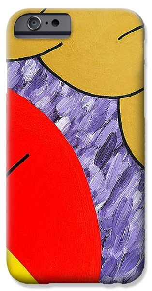 UNDER THE SHELTER OF YOUR LOVE iPhone Case by Patrick J Murphy