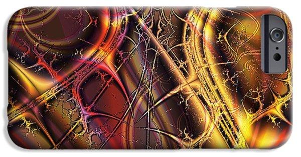 Large iPhone Cases - Under the Surface iPhone Case by Anastasiya Malakhova