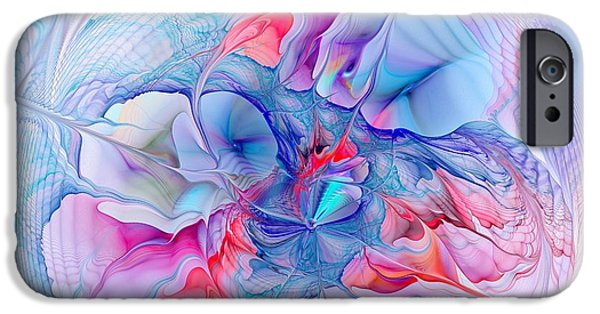 Purple iPhone Cases - Unicorn Dream iPhone Case by Anastasiya Malakhova