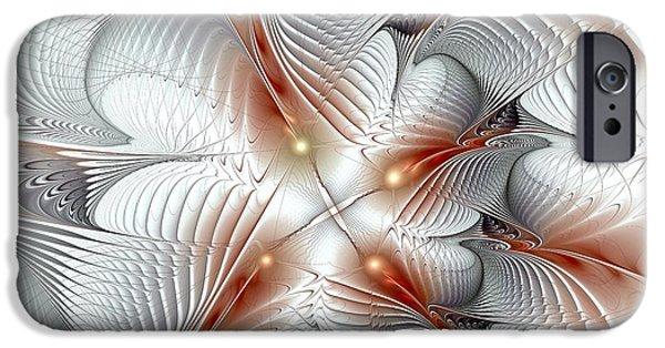 Fuse iPhone Cases - Union iPhone Case by Anastasiya Malakhova