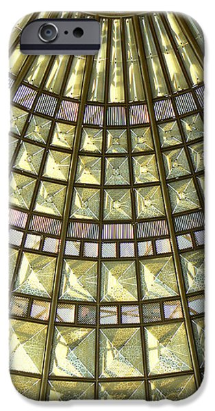 Union Station Skylight iPhone Case by Karyn Robinson